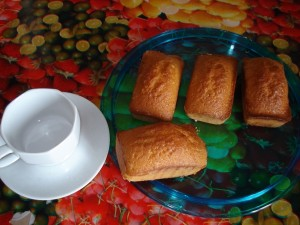 Ricetta Mini Cake al Limone