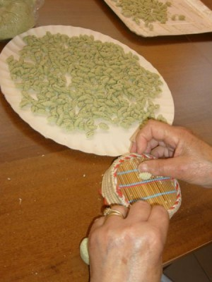 Ricetta Malloreddus Verdi (gnocchetti sardi)