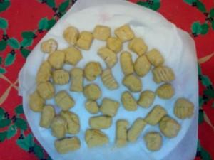 Ricetta Gnocchi di Zucca e Patate