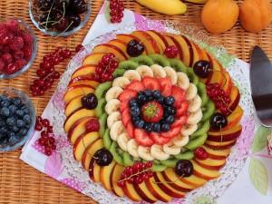 Ricetta Crostata di frutta