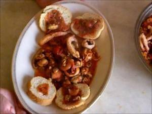 Ricetta Zuppa di Pesce con Molluschi, Crostacei e Frutti di mare