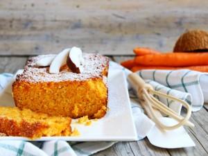 Ricetta Plumcake cocco e carote