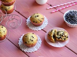 Ricetta Muffin con Gocce di Cioccolato Bimby