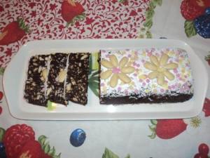 Ricetta Mattonella al Cioccolato