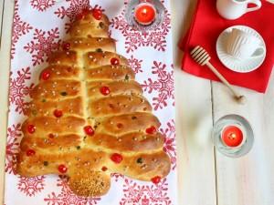 Ricetta La Brioche del mattino di Natale