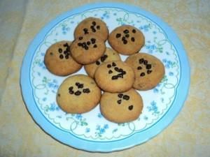 Ricetta Biscottini con Farina di Kamut