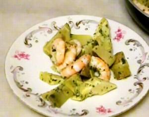 Ricetta Gamberi con Carciofi