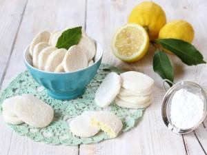 Ricetta Lemon Meltaways