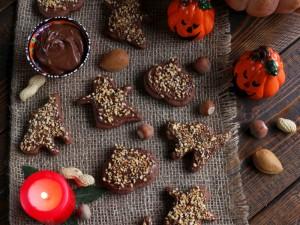 Ricetta Biscotti zucca e cioccolato