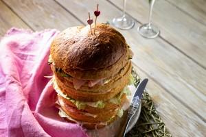 Ricetta Panettone gastronomico