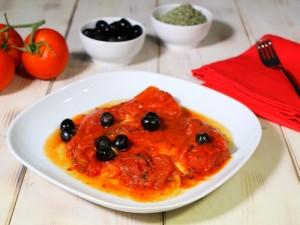 Ricetta Pesce Spada alla Pizzaiola