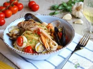 Ricetta Primi Piatti di Pesce, buoni e fanno bene