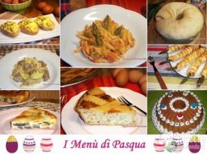 Ricetta Menù di Pasqua vegetariano