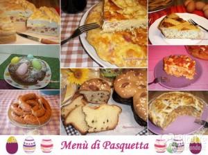 Ricetta Menù di Pasquetta