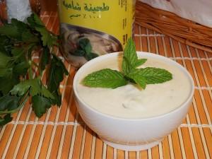 Ricetta Salsa Tahina