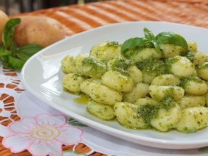 Ricetta Gnocchi al Pesto