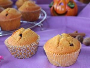 Ricetta Muffin alla zucca con gocce di cioccolato