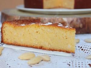 Ricetta Torta morbida di Zucca, Ricotta e Mandorle