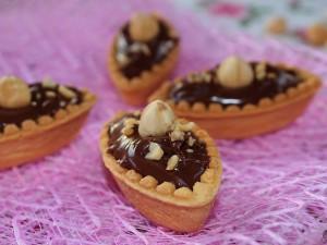 Ricetta Tartellette alla Nutella