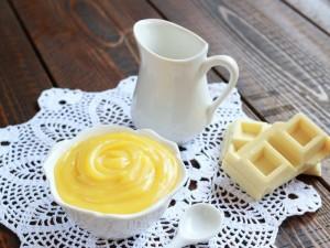 Ricetta Crema pasticcera al cioccolato bianco