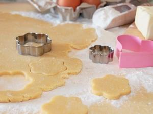 Ricetta Pasta Frolla per Biscotti