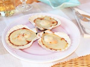 Ricetta Capesante in salsa Monray