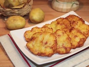 Ricetta Rosti di Patate e Pancetta