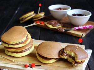 Ricetta Dorayaki alla Nutella