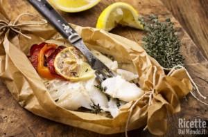 Ricetta Come cuocere al cartoccio