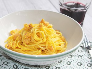 Ricetta Finta Carbonara (senza uova)