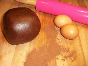 Ricetta Pasta Frolla al Cacao Bimby