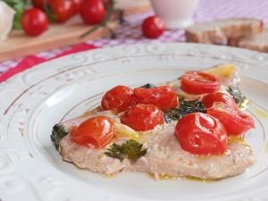 Ricetta Tonno con Pomodorini