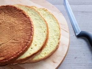 Ricetta Come tagliare il Pan di Spagna