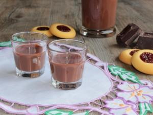 Ricetta Liquore al Cioccolato Fondente