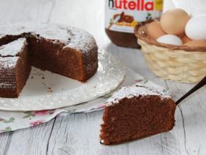 Ricetta Torta alla Nutella
