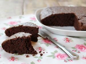 Ricetta Three Hole Cake