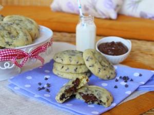Ricetta Cookies alla Nutella