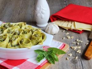 Ricetta Girelle di Lasagne alla Ligure