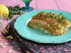 Ricetta Filetto di Salmone al forno
