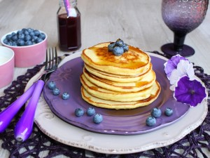 Ricetta Pancakes allo Yogurt