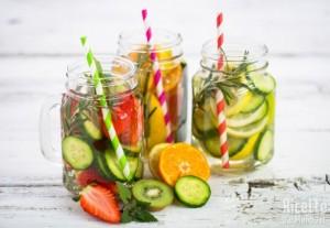 Ricetta Acqua Detox: come si prepara