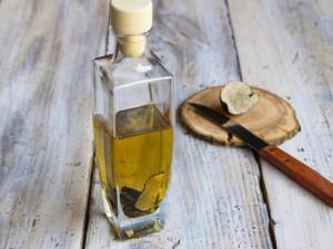 Ricetta Olio al tartufo