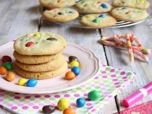 Ricetta M&M's Cookies