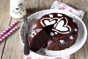 Ricetta Torta al Cioccolato in 5 minuti