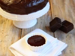 Ricetta Ghiaccia al Cioccolato