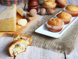 Ricetta Muffin al Parmigiano