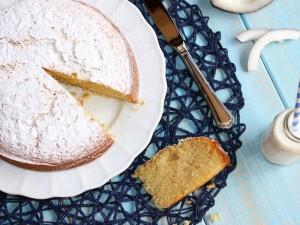 Ricetta Torta al Latte di Cocco Bimby