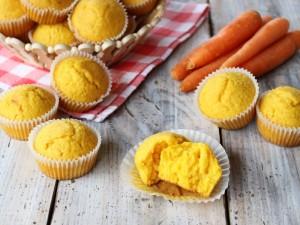 Ricetta Muffin alle Carote