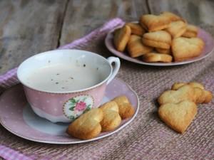 Ricetta Biscotti di frolla allo yogurt