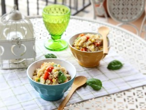 Ricetta Insalata di quinoa e tonno